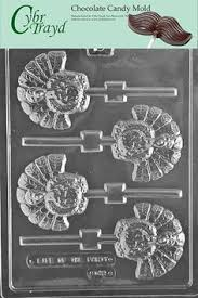 pilgrim lolly pop chocolate mold soap molds