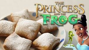 beignets princess frog feast