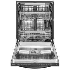 matte black appliances ldt7797bm lg appliances top control dishwasher matte black