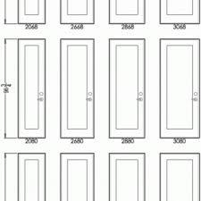 Shower Door Handle Height Standard Door Height Handballtunisie Org
