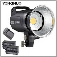cheap studio lights for video yongnuo yn760 led studio light 5500k for photo video free