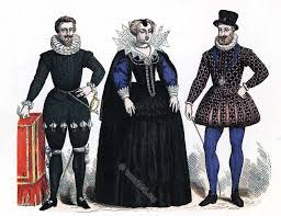 16th century costumes and fashion costume history