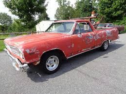 1964 chevelle el camino custom tow truck project lawn ornament for