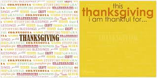 mixbook photo card idea what i m thankful for mixbook