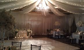 wedding drapery wedding tent rentals miami williams
