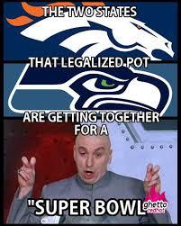 Broncos Super Bowl Meme - super bowl 2014 ghetto red hot