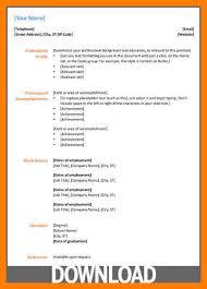Microsoft Office Templates Resume 11 Office Template Resume Xavierax
