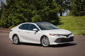 toyota camry 2019 the 2018 toyota camry xle is a premium take on america u0027s popular car
