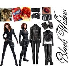 Motorcycle Halloween Costume Black Widow Halloween Costume