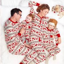 baby pajamas clothes pyjamas family matching