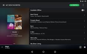 spotify apk spotify premium apk free audio app for android