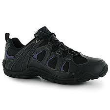 womens walking boots sale uk karrimor womens summit leather walking shoes black purple