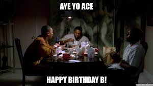 Paid In Full Meme - birthday