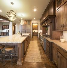 Rustic Cabin Kitchen Ideas by Warm Cozy Rustic Kitchen Designs For Your Cabin