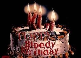 happy birthday creepy clown scary happy birthday brian letendre and graff the midnight society