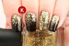 gold glitter gradient kerruticles