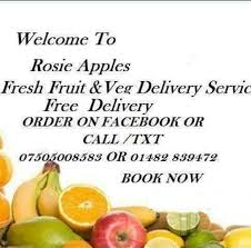 fruit delivery service rosie apples fresh fruit n vegetable delivery service home