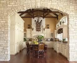 jamestown designer kitchens fireplace jamestown rustic maple autumn hazelnut by lafata