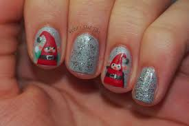 kelsie u0027s nail files 12 days of christmas nail art challenge