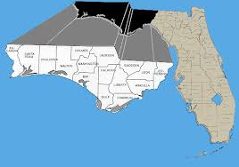 Map Of North Florida Counties District 3 Northwest Florida Commuter Services