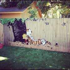 Garden Mural Ideas 25 Ideas For Decorating Your Garden Fence