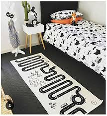 Black And White Rugs Hiltow Kids Rug Street Map Children U0027s Area Rug Review Mykidsadviser
