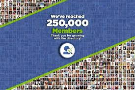 the real estate agent directory on facebook has reached 250 000