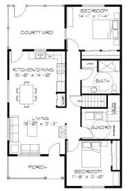 home plan ideas wonderful ideas 13 house plan design for 20x60 sq ft east facing