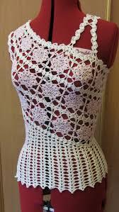 crochet blouses importance of crochet blouse cottageartcreations com