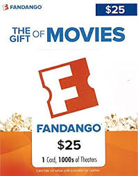 amazon com fandango gift card 25 gift cards