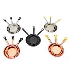 et cuisine casseroles 3 pcs 1 12 dollhouse cuisine casseroles sc nes mini emulational dans