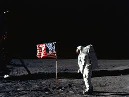 Picture Of Flag On Moon Image American Moon Landing Jpg Dragonball Fanon Wiki Fandom