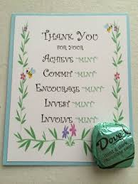Teachers Day Invitation Card Quotes Volunteer Thank You Card Cards Pinterest Teacher Gift And