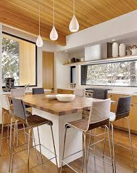 modern kitchen and dining room design dining table in kitchen island combo 28 30 islands with seating room