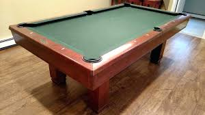 used pool tables for sale by owner 2nd hand pool tables used seven foot hawthorn pool table for sale