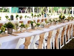 Wedding Ceremony Decorations Burlap Wedding Ceremony Decorations Youtube