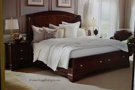 Costco Bedroom Furniture Costco Sale Universal Furniture Lyndhurst Bed Frugal Hotspot