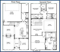 2 Storey House Designs Floor Plans Philippines by Two Storey House Designs And Floor Affordable Two Story House Plans