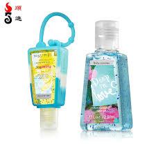 Popular Borboleta mini álcool gel desinfetante para as mãos de silicone  @BO94