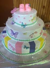 a 3 layer baby shower dominican cake from maritzas yelp