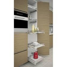 panier cuisine coulissant panier de rangement fil coulissant accessoires de cuisine