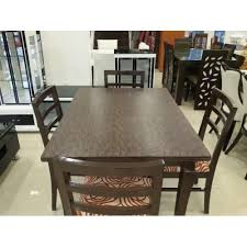 laminate top dining table top 4 seater dining table intended for laminate idea 15