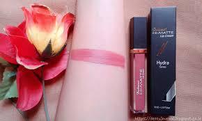 Wardah Lip Di Pasaran dessy journal review purbasari hi matte lip hydra series
