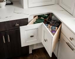 corner kitchen cabinet ideas innovative solutions 4 great kitchen corner cabinet ideas