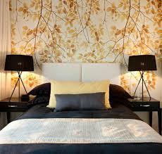 wandtapete schlafzimmer wandtapeten die die wände wunderschön aussehen lassen