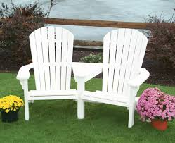 baltimore md poly wood outdoor furniture settees