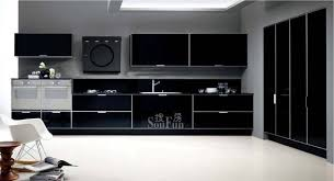 Kitchen Cabinets Made In China by Made In China Modern Black Kitchen Cabinet On Aliexpress Com