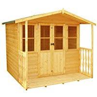 Summer Houses For Garden - amazon co uk summerhouses garden storage u0026 housing garden