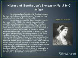 biography of beethoven презентация на тему ludwig van beethoven is one of the greatest