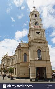 Victorian Style Houses Fremantle Town Hall A Victorian Style Building Built 1887 In